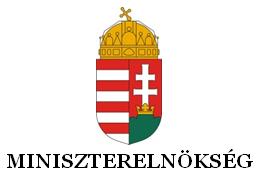 A Miniszterelnökség logója